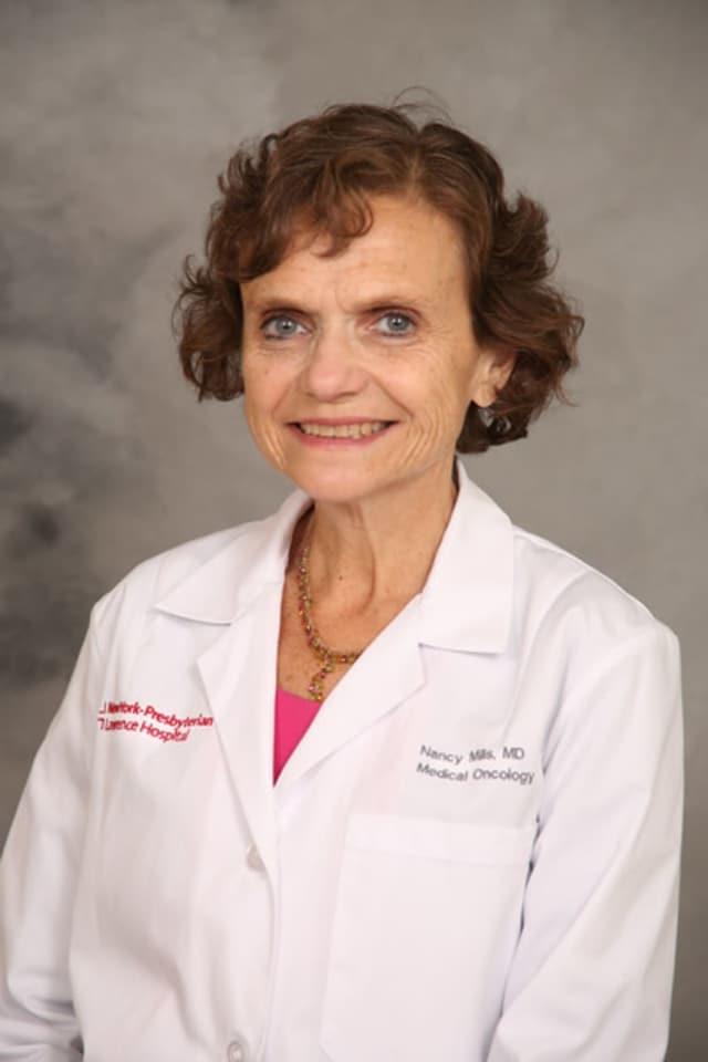 Dr. Nancy Mills.