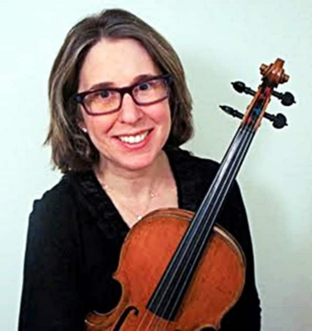 Naomi Graf will perform on viola at the Hoff-Barthelson Music School on March 4.