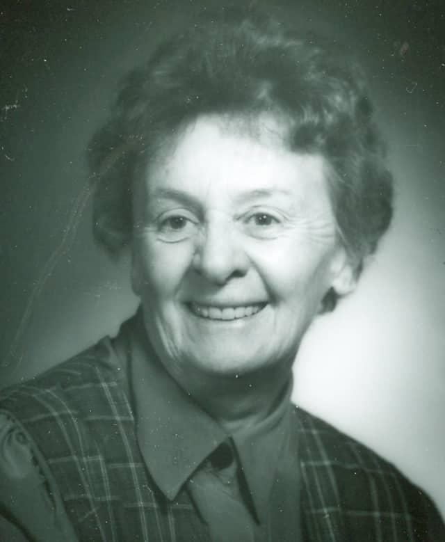 Sister Marie de Lourdes Nassauer