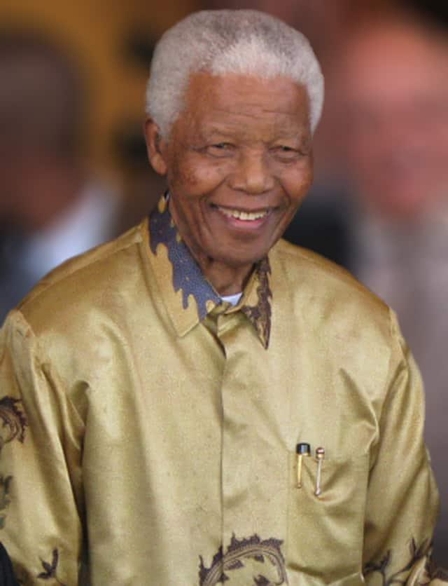 International Nelson Mandela Day is celebrated annually on July 18, Nelson Mandela's birthday.