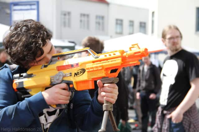 The Ridgewood High School principal urged students not to participate in Dart Wars this year.