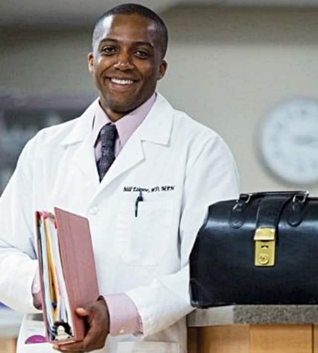 Neurologist Dr. Mill Etienne