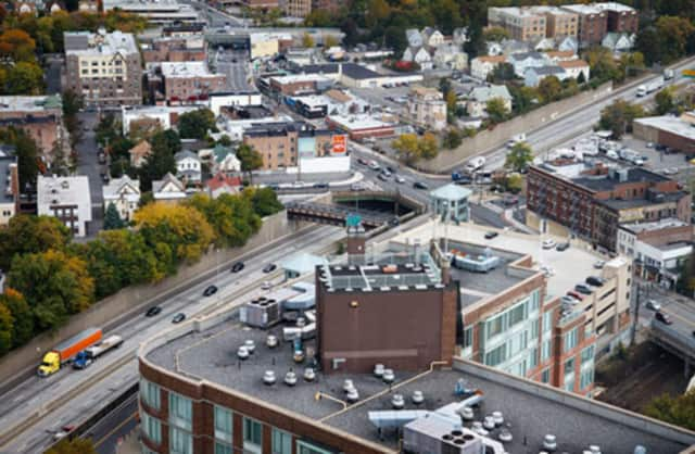 There may soon be radical changes to traffic patterns in New Rochelle.