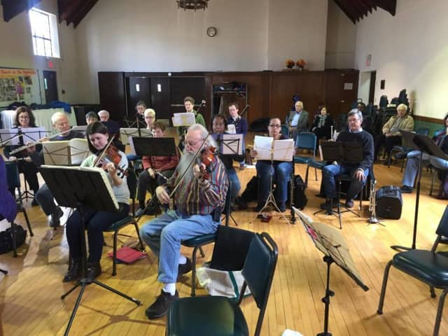 The New Westchester Symphony Orchestra will perform an intergenerational concert on April 17.