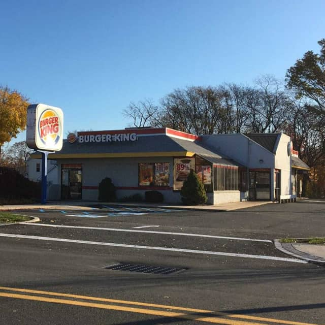 The Burger King in New City recently closed.