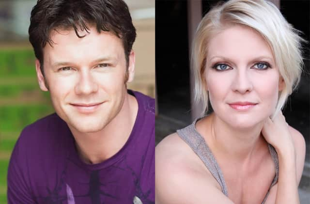 "Nicolas Dromard of Broadway's ""Jersey Boys"" and Jennifer Malenke of Broadway's ""Into the Woods"" star in the MTC MainStage production of ""The Last Five Years"" starting Thursday."