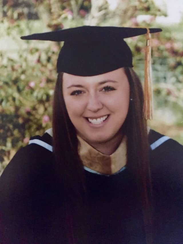 Nicole Oliver, of Carmel, graduated from the College of Mount Saint Vincent in May.
