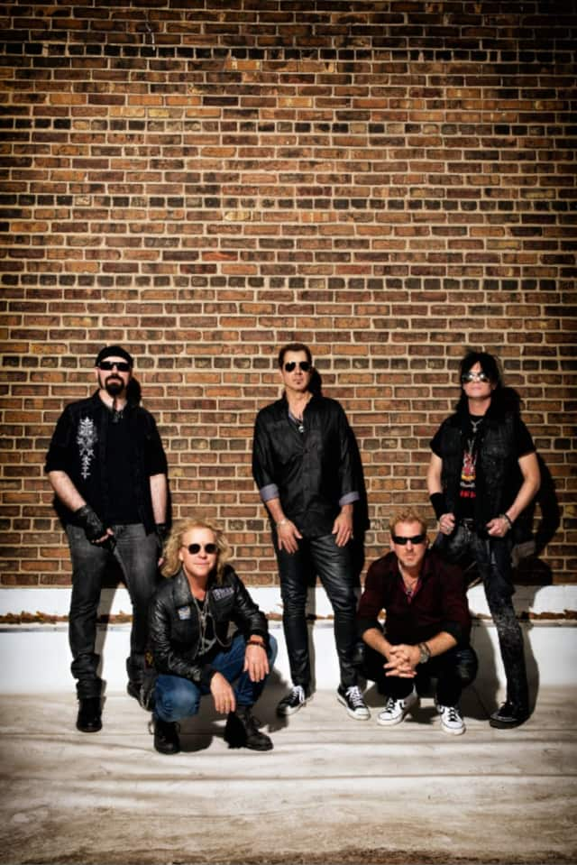 Night Ranger performs at the Ridgefield Playhouse on April 25.