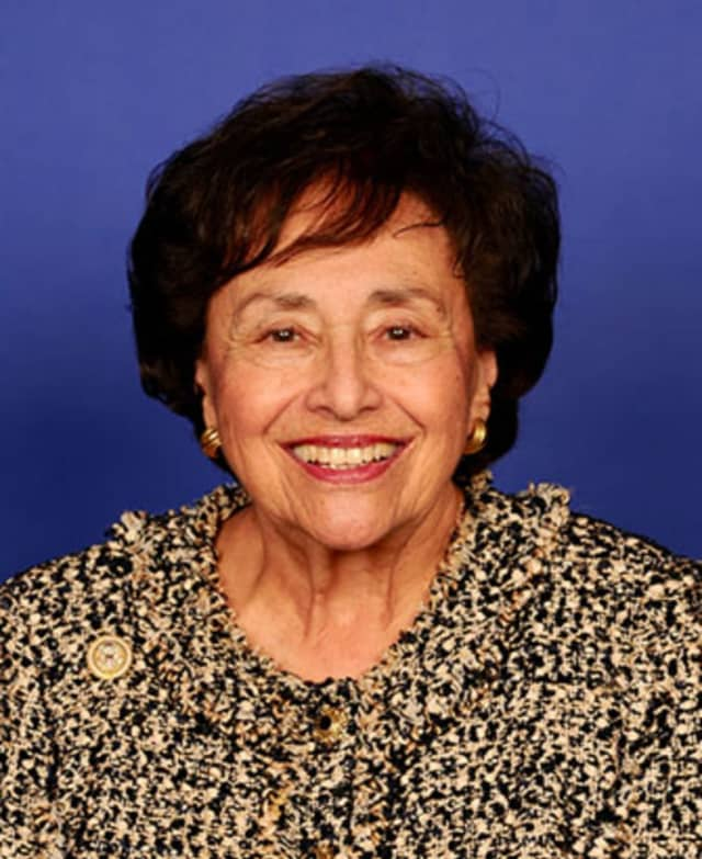 United States Rep. Nita Lowey