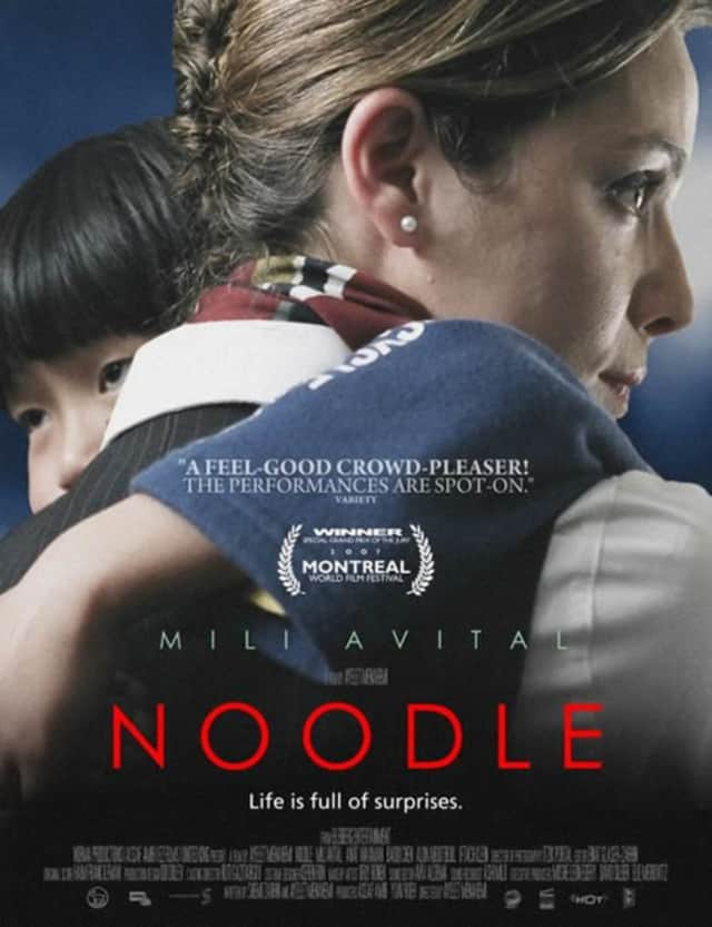 """Noodle"" was honored at the Montreal Film Festival."