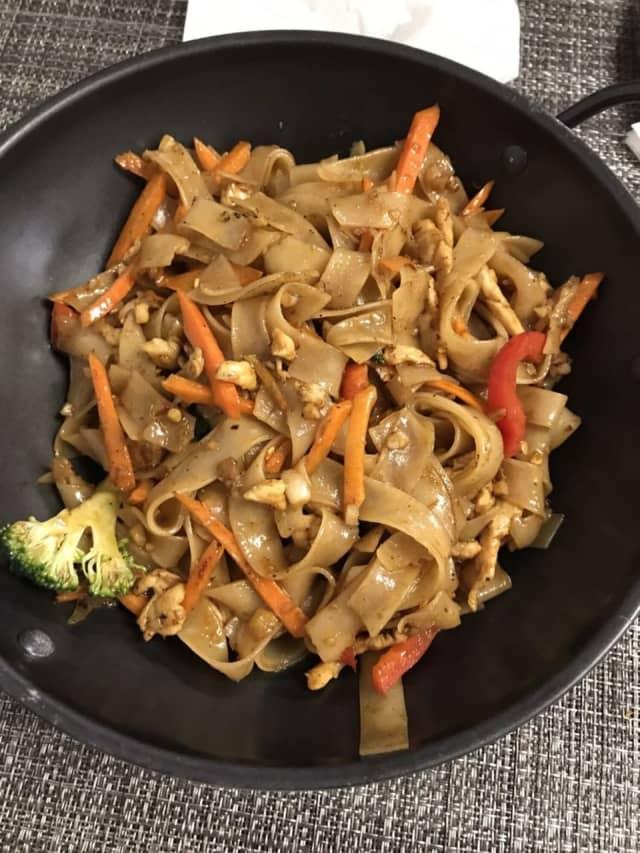 A dish served at Grub By Waree