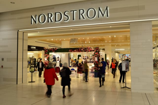 Nordstrom at Toronto Eaton Center. A benefit is set ahead of the grand opening of the new SoNo location of the luxury department store.