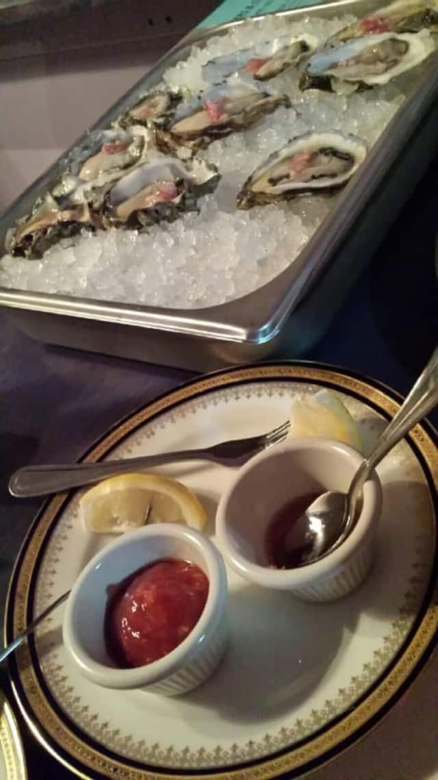Northeast Oyster Co. is a hot spot for eats in Mamaroneck.