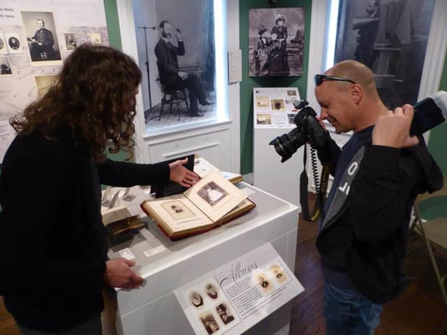 "All exhibits will be available for viewing at the Holiday Cheer event, including the museum's latest exhibit, ""Self and the World: Experiencing Photography in 19th-Century Norwalk."""
