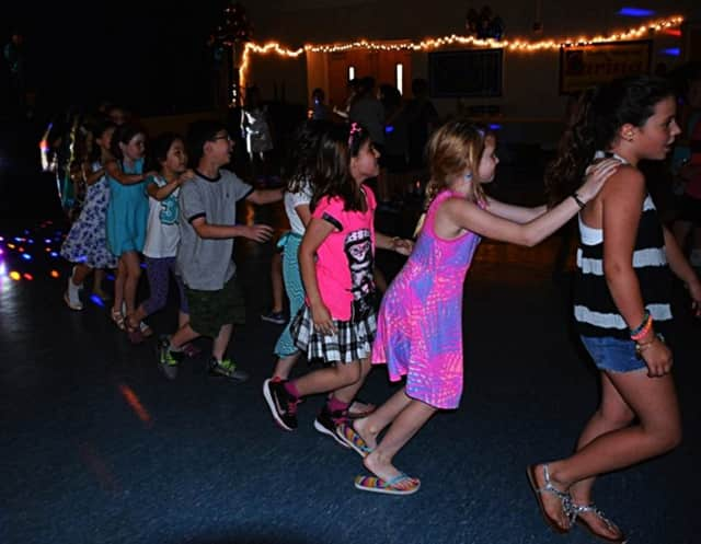 There was much dancing at Norwood Spring Social last year.