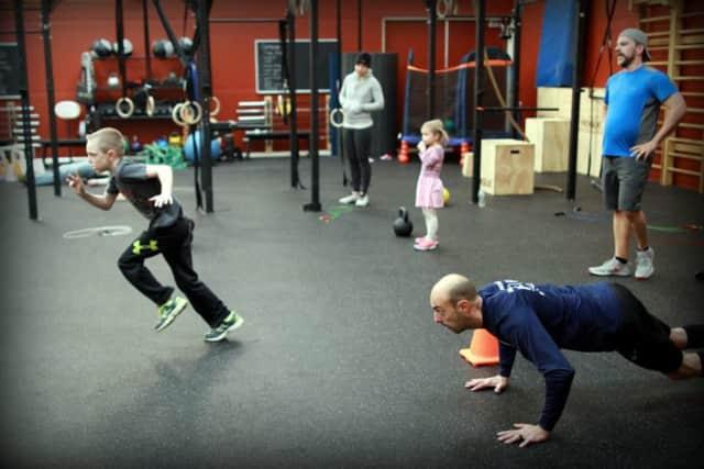 Noskov Fitness is one of the wellness fair sponsors.