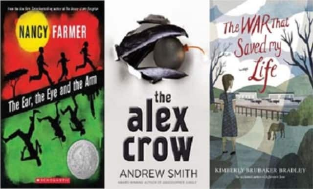 These are the next three books up for discussion at the book club.