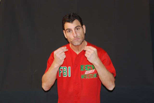 Nunzio will participate in the wrestling event.