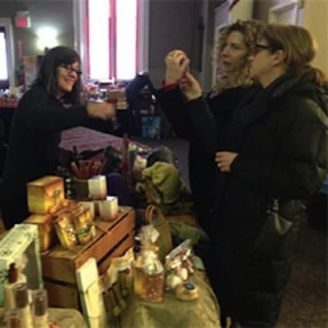 An Indoor Street Fair is scheduled for Sunday, Dec. 4 at 58 Depew Ave., Nyack.