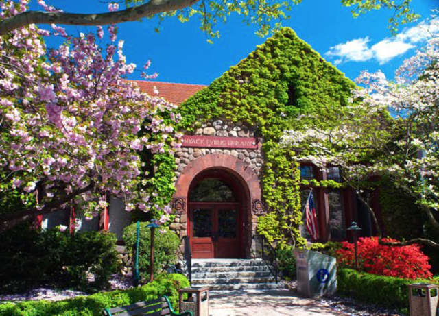 The Nyack Library and other area locales will host a variety of events this weekend.
