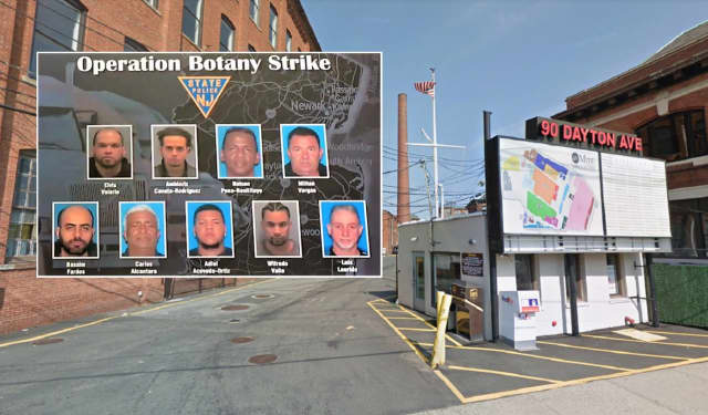 "Eleven men were arrested -- seven of them from Passaic County, three from Hudson -- as part of ""Operation Botany Strike."""