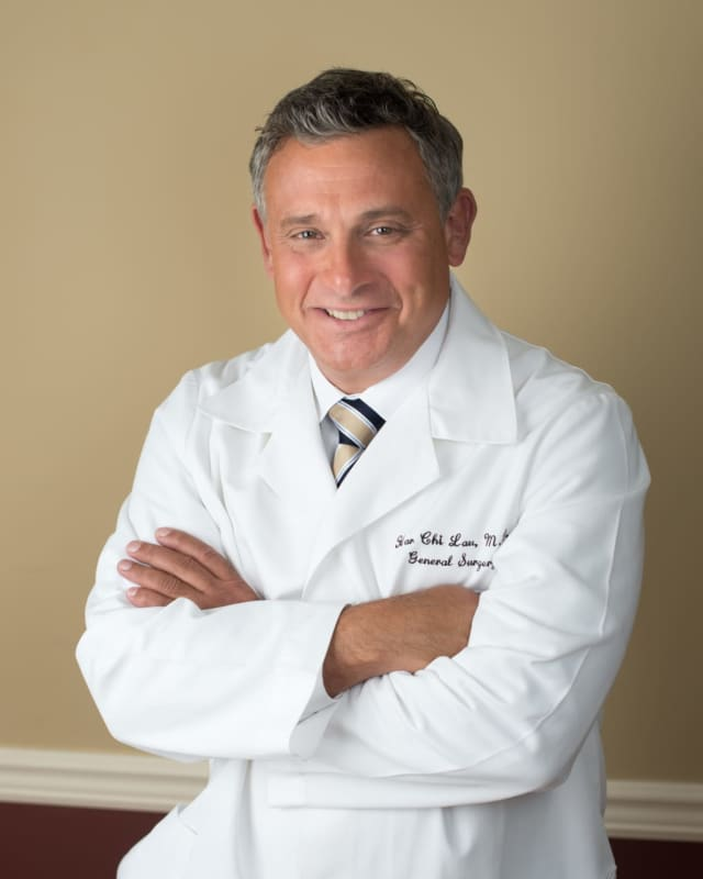 Dr. Robert Raniolo of Hudson Valley Surgical Group.