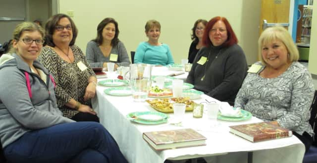 Old Tappan Library held its first Cookbook Club meeting on Monday.