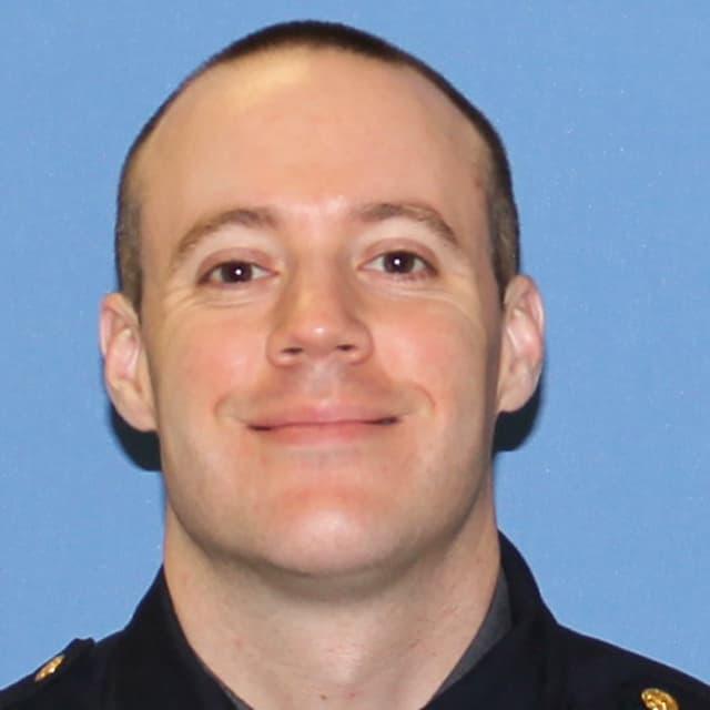 Officer Christopher Racioppo