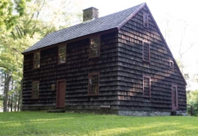 At the 1750 Ogden House, located at 1520 Bronson Road in Fairfield, there will be a Revolutionary War encampment and tours of the house and garden on Connecticut Open House Day.