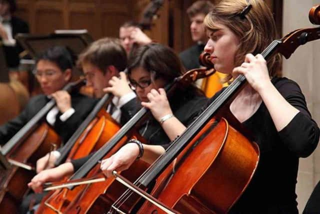 Local orchestras will be on display at the festival.