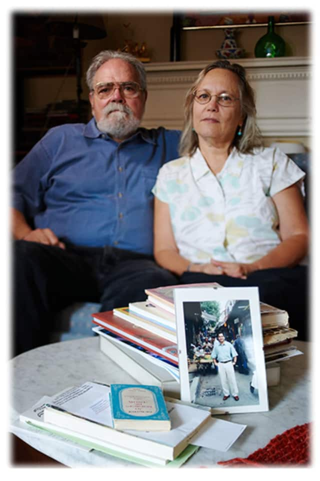 Orlando and Phyllis Rodriguez will bring their story to Ossining next week.