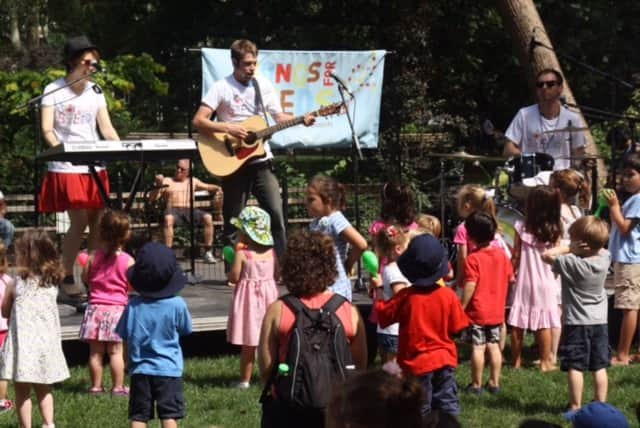 Songs for Seeds will perform Oct. 18 at Chase Park.