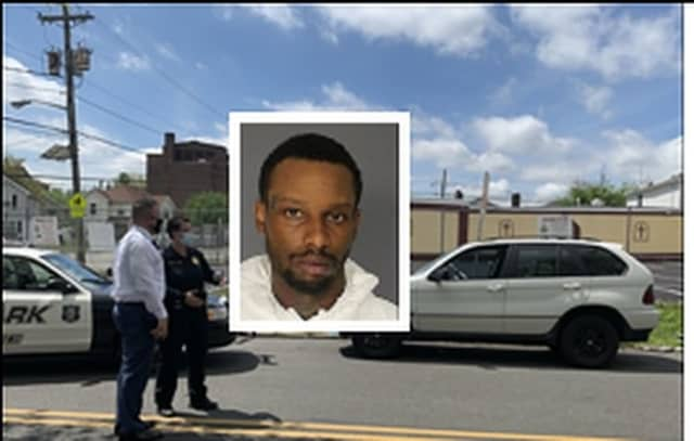 Tazmire Morris was nabbed swiftly after a carjacking in Newark, authorities said.