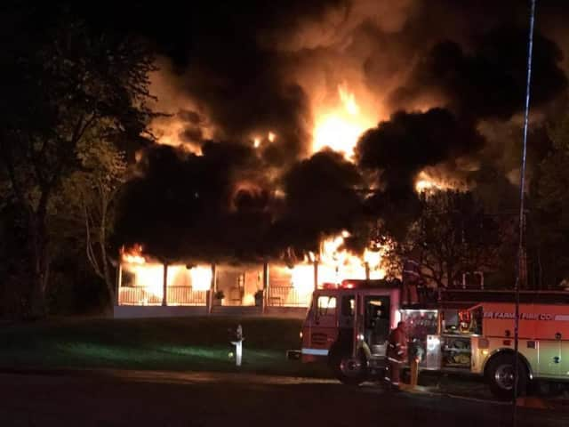 Donations are being sought to help out the family of Wilton Police Captain Thomas Conlan, whose home in Oxford was destroyed in a fire