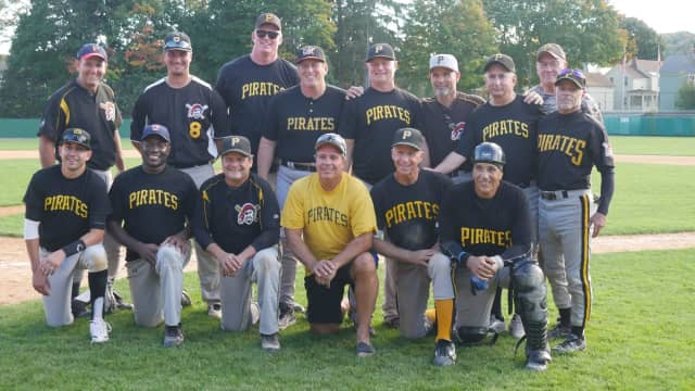The Shrub Oak Pirates split a doubleheader with the Westchester Mets.