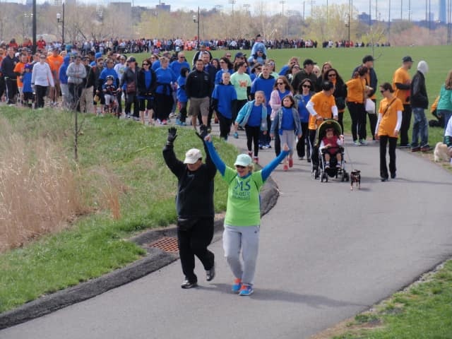 The MS Society of New Jersey will host a walk in Ridgefield Park on April 17.