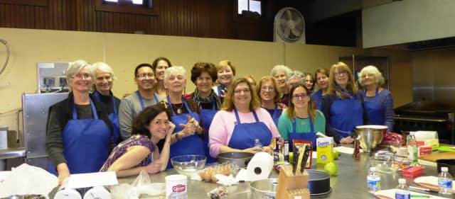 Cooking with Joan Nathan was part of the Rivertowns' Fourth Annual Jewish Cultural Festival.