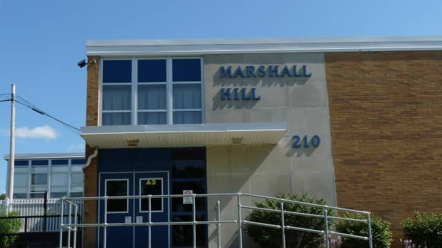 Marshall Hill School in West Milford