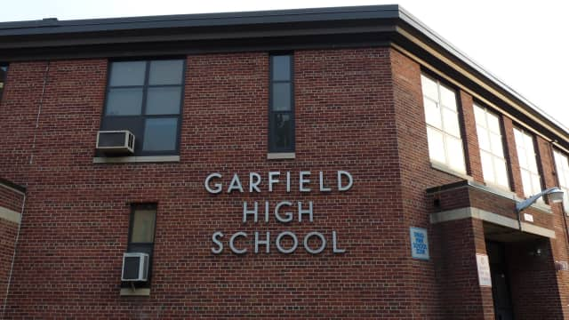 Garfield High School honored its 1965 state champion football team on Friday.