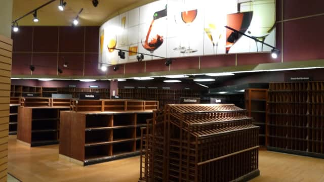 When the Midland Park A&P reopens Oct. 14 as ACME, it will not have a liquor department.