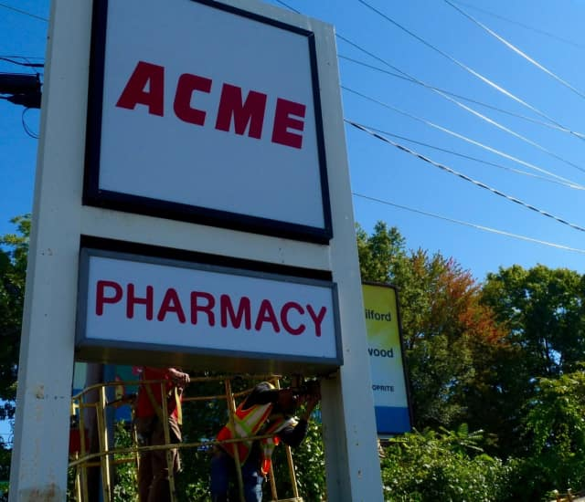 ACME in Bergenfield is slated to close this year.