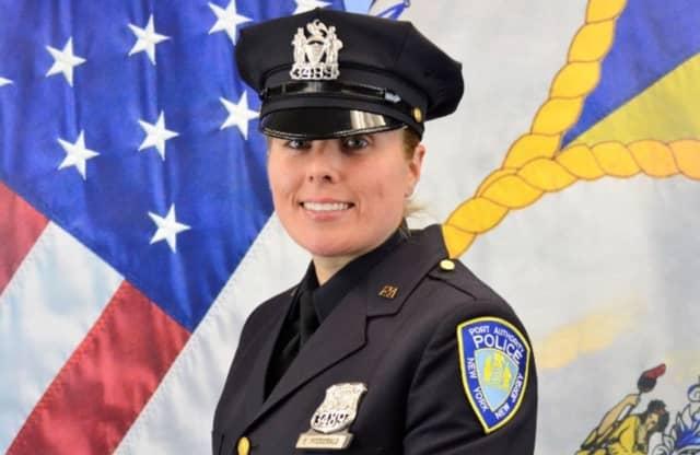 PAPD Officer Eileen Fitzgerald