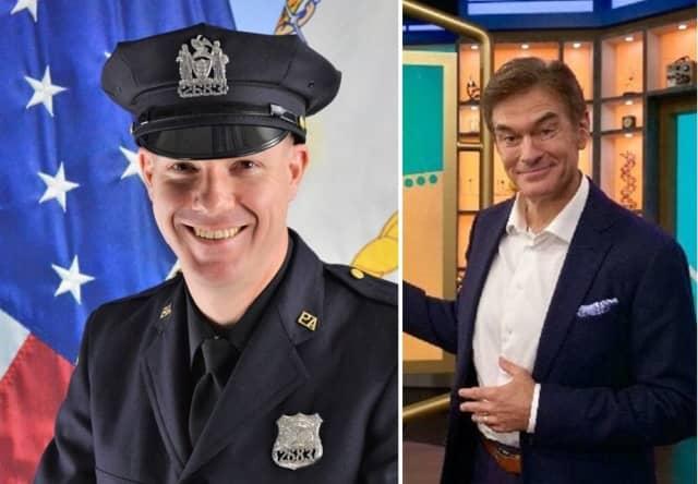 PAPD Officer Jeffrey Croissant / Dr. Oz