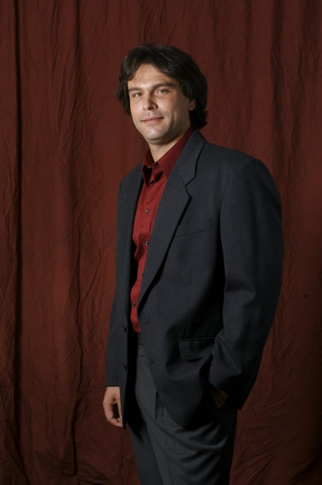 Bulgarian-born guest maestro Petko Dimitrov will conduct a romantic repertoire with the Ridgefield Symphony Orchestra at the Anne S. Richardson Auditorium to kick off Valentine's Day weekend.