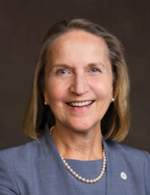 Pamela Edington, president of Dutchess Community College, will be the keynote speaker during annual International Women's Day march on March 5.