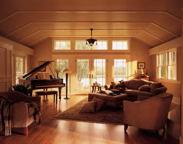 As the days grow cooler, there are several ways to keep windowed rooms warm and inviting.