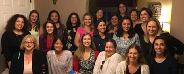 The Paskack Junior Women's Club installed two new members during its June meeting.
