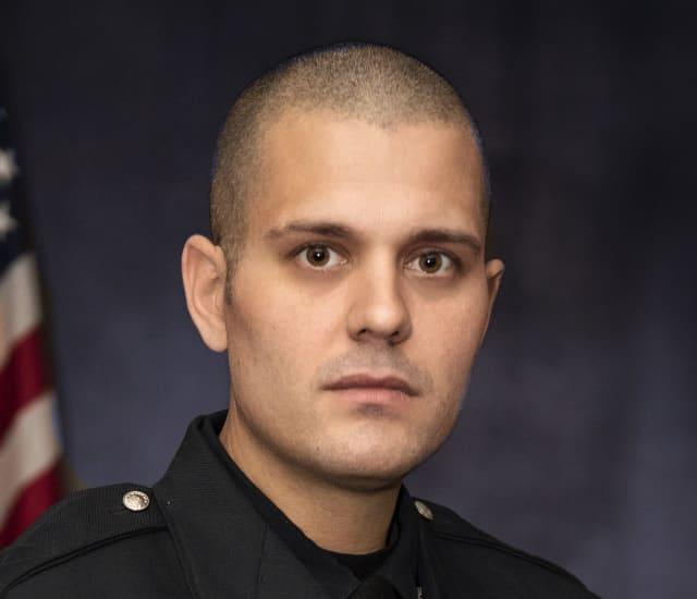Port Jervis Police Officer Ryan Kievit