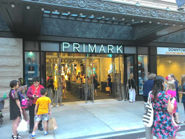 Primark will open a store at American Dream Meadowlands.