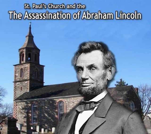 David Osborne, historian with the St. Paul's Church National Historic Site, will present a program about the church's role in our nation's history and its connections to Abraham Lincoln.